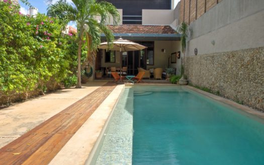 Merida Rentals-Casa don Jorge